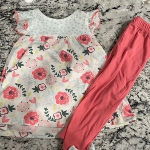5/$30 Chick Pea Outfit 18 Months